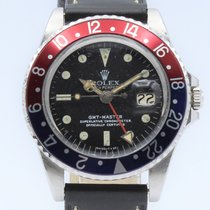 Rolex Oyster Perpetual GMT Master Automatic Steel 1675