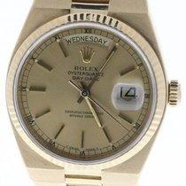Rolex Day-date Automatic-self-wind Mens Watch 19018 (certified...