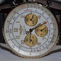 Breitling Navitimer 18K Gold Chronograph Automatic