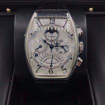 Franck Muller Platinum Perpetual Calendar Retrograde EOT Chrono
