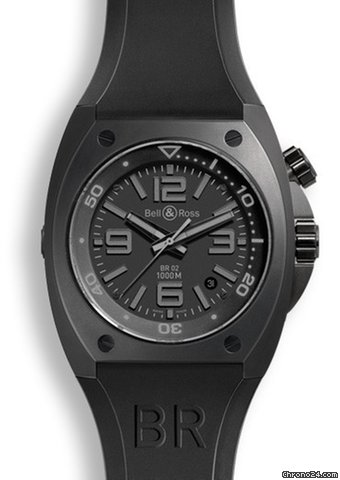 Bell & Ross carbon phantom