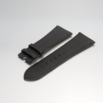 "Cartier Uhrenarmband ""Kalb-Leder schwarz 29,20/ 22,35..."