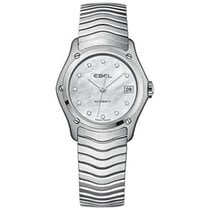 Ebel Classic 27mm Motherpearl Dial Diamonds