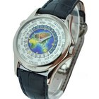 Patek Philippe 5131G World Time with Cloisonne Dial - W...