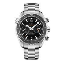Omega Seamaster Planet Ocean Automatic Co-Axial Chronoscaph...