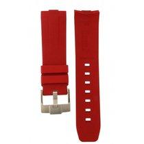 Panerai Rubber B Red For  Luminor 44mm
