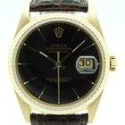 Rolex Datejust 16238 Oro amarillo