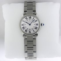Cartier Ronde Solo Small 29mm Stainless Steel Watch