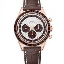 Omega - Speedmaster Moonwatch Numbered Edition 18K Sedna G