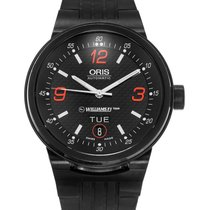 Oris Watch Williams F1 Team Day Date 635 7560 47 48 RS