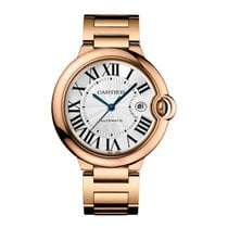 Cartier Ballon Bleu Automatic Mens Watch Ref W69006Z2
