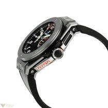 Hublot Big Bang Ferrari Automatic Ceramic Chronograph Leather...