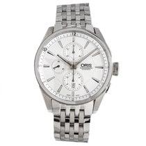 Oris Artix Chronograph Men's Watch 674-7644-4051MB NEW