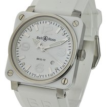 Bell & Ross BR03 92 Auto White Ceramic