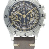 """Omega 1945 """"THE OFFICERS WATCH"""" CHRONOGRAPH"""