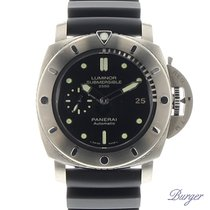 Panerai Luminor Submersible 1950 2500 M 3 Days
