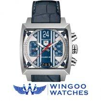 TAG Heuer MONACO 24 McQueen Blu Ref. CAL5111.FC6299