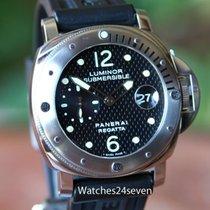 Panerai PAM 199 Submersible weave dial Special Edition Regatta...