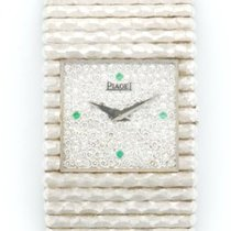 Piaget 9131C520 Vintage Ladies 17mm Manual in White Gold with...