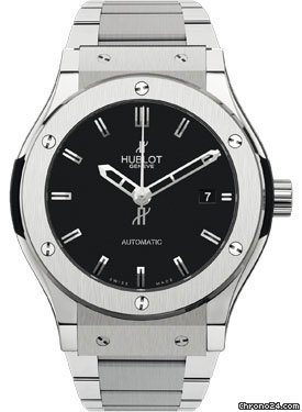 Hublot Classic Fusion 45mm Zirconium