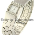Van Cleef & Arpels Lady's Dress Watch - White Gold...