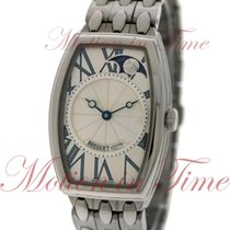 Breguet Heritage Phases de Lune Automatic Ladies, Silver Dial...