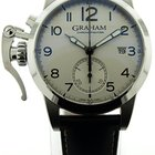 Graham Chronofigher 1695 Automatic Watch 2CXAS.S01A.L17S