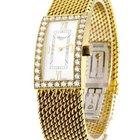 Chopard Les Classiques Rectangle with Diamond Bezel