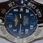 Breitling Galactic 30 Blue Dial Stainless Steel
