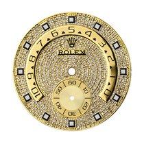 勞力士 (Rolex) Rolex Yacht-Master 44mm Gold/Diamond Pavé Custom Dial