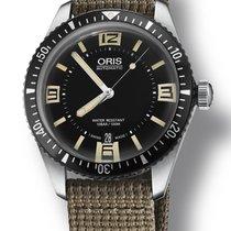 Oris Divers Sixty-Five, Beige strap