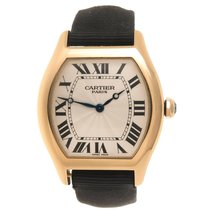 Cartier TORTUE 2496C 18K YELLOW GOLD