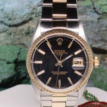 Rolex Call Now Date Oyster Bracelet 1505 34mm Case w/Box