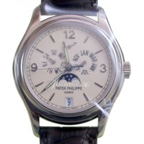 Patek Philippe 5146G-001 Complications Annual Calendar Moon...