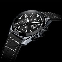 Epos Sportive Chronograph Pilot NEW