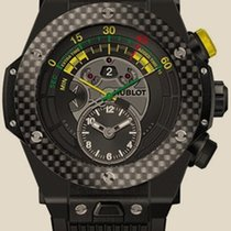 Hublot Big Bang Bi-Retrograde Chrono Ceramic Carbon