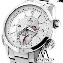 Tudor Heritage Advisor Mens Watch - Steel Bezel - 79620t...