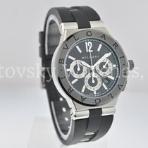 Bulgari Diagono Chronograph Steel/Ceramic Bezel
