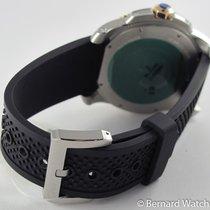 Cartier - Calibre de Cartier Carbon Diver : W7100055