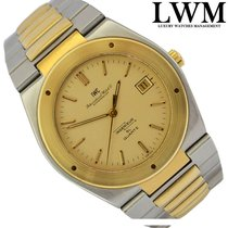 IWC Ingenieur SL 3303 Jumbo steel gold very rare 1980