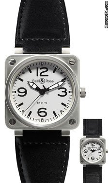 Bell &amp;amp; Ross BR 01-92 Automatic Steel