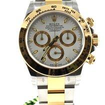 롤렉스 (Rolex) Daytona bicolor two tone white dial 116503 NEW