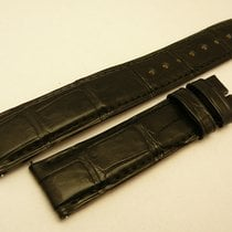 Jaeger-LeCoultre genuine alligator strap 17/16 , black, for...