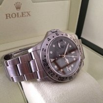 롤렉스 (Rolex) Oyster Perpetual Explorer II Steel Black Dial 40...