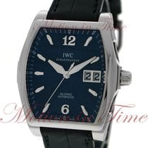 IWC Da Vinci Automatic, Black Dial - Stainless Steel on Strap