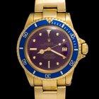 Rolex Submariner Purple Dial