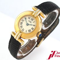 Cartier Must de Cartier Vermeil 925er Silber vergoldet - 24 mm