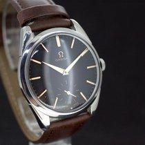 Omega Black Dial Handaufzug Kaliber 267 aus 1958 Super Zustand