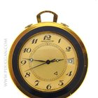 Jaeger-LeCoultre Memovox Alarm Pocketwatch