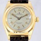 Rolex Oyster Perpetual 14K Gold Vintage Bubbleback Klassiker 1926